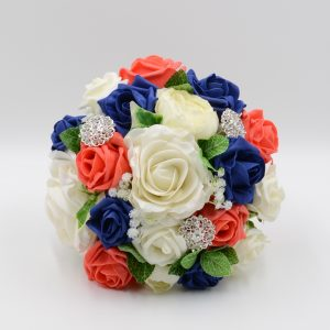 made to your theme wedding flowers