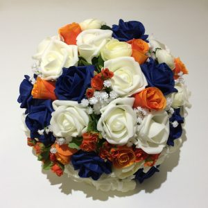 handmade wedding flowers
