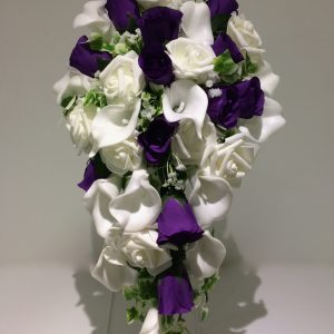 teardrop bouquet