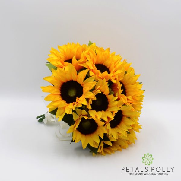 Sunflower Brides Posy