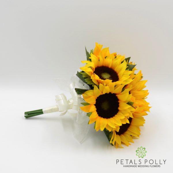 Sunflower Bridesmaids Posy
