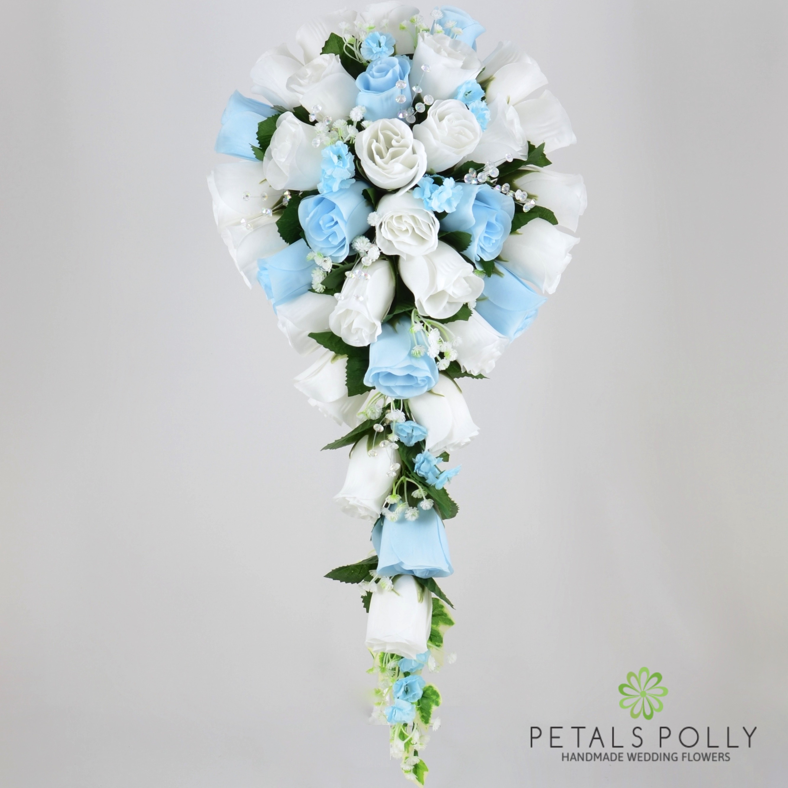 Artificial Wedding Flowers Hand Made By Petals Polly White Calla