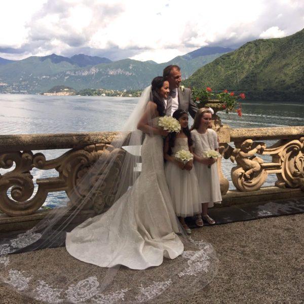 Ivory/Cream Calla Lily Brides Posy