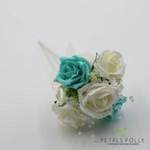 tiffany flower girl wand