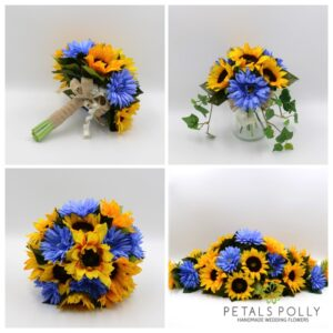 sunflower wedding package